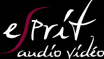 logo Esprit Audio Vidéo