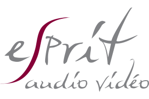 Logo esprit audio video
