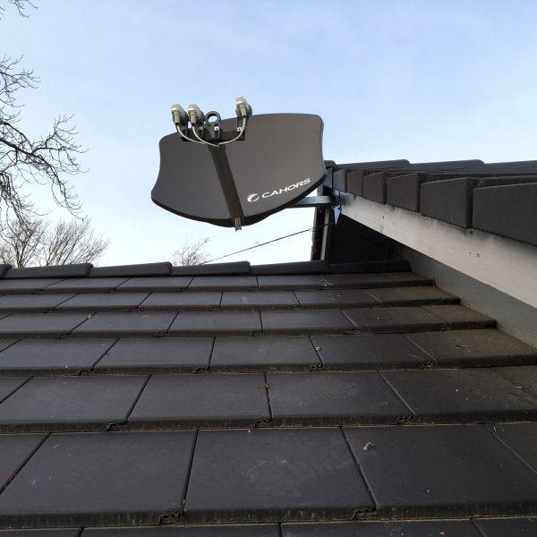 mise en place satellite a domicile neuchatel